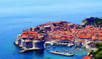 Dalmatian Islands Cruise - from Dubrovnik Tour