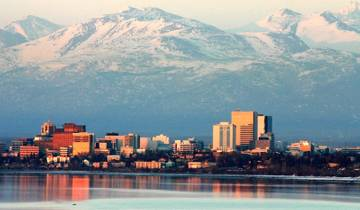 Anchorage Welcome Package Tour