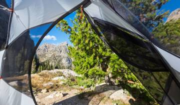 7 Day Rocky Mountain Camping Adventure Tour