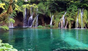 Croatian islands cruise + Land tour with  Plitvice - from Zagreb Tour