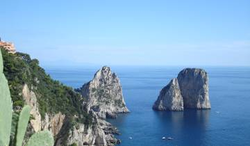 Rome, the Sorrentine Peninsula and Capri Tour