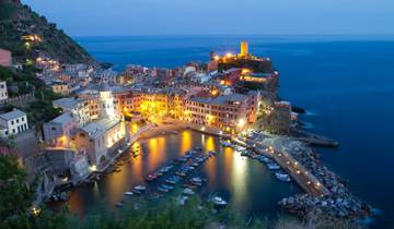 Flavours of Tuscany the Enchanting Cinque Terre from Rome Tour