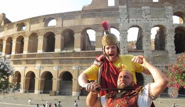 The Best Of Rome - 4 Days/3nights Tour