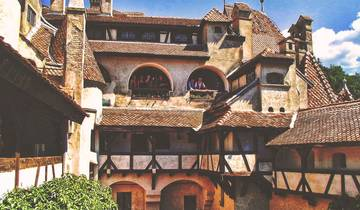 4 days Bucharest escape including day-trip to Bran Castle (4D) Tour