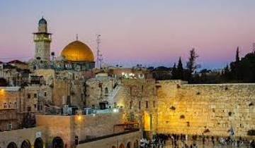 Israel and Jordan in 7 days Tour