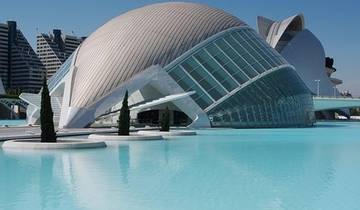 Andalucia & Valencia from Barcelona Tour