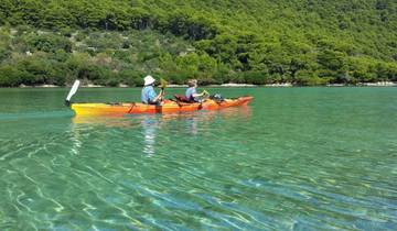 Dubrovnik Islands Sea Kayaking  8 Days Adventure Tour