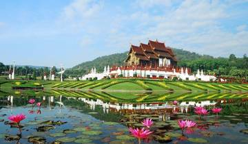 Trails and Gems of Siam Tour