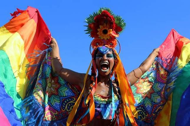 The Rio Carnival - 6 days