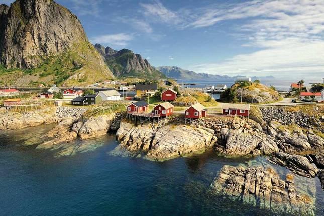 singel treff fjord