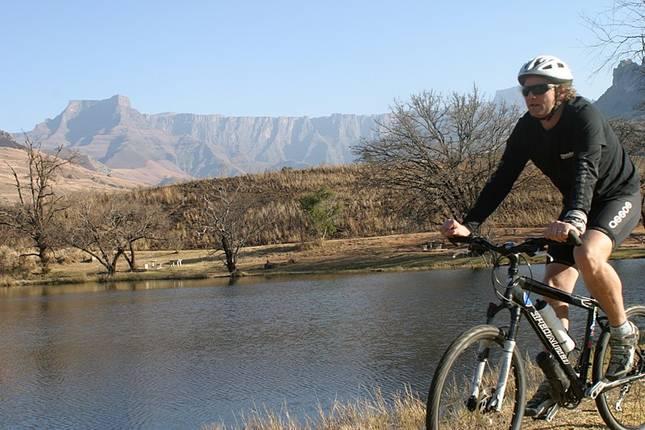 Cycling the Drakensberg & Kruger