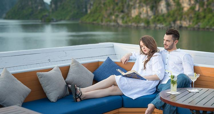 Hanoi Hilton Opera- Paradise Luxury Cruises 5Days/4Nights - Legend Travel Group