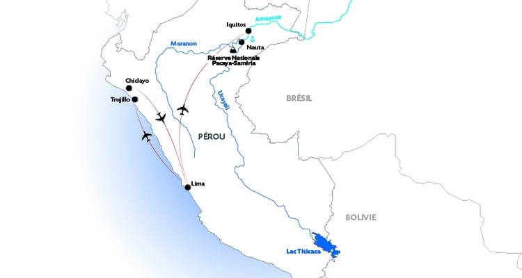 The Amazon River and the Splendors of Peru - CroisiEurope River Cruises