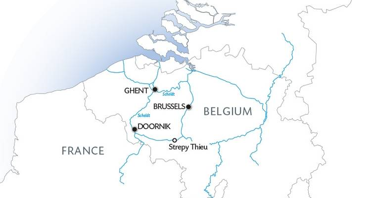 Belgium: An Extraordinary Cruise on the Belgian Canals - CroisiEurope River Cruises