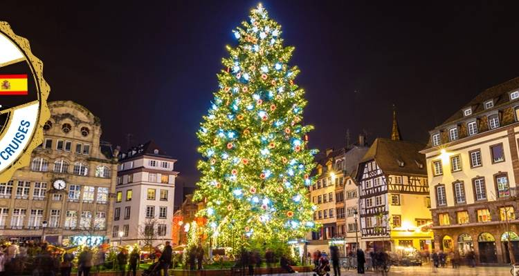 A Bountiful Christmas in Alsace and the Black Forest - Dedicated Spanish-speaking Cruise - CroisiEurope River Cruises