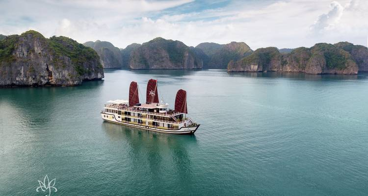 Hanoi Hilton Opera- Orchid Cruises Halong Bay 5Days/4Nights - Legend Travel Group