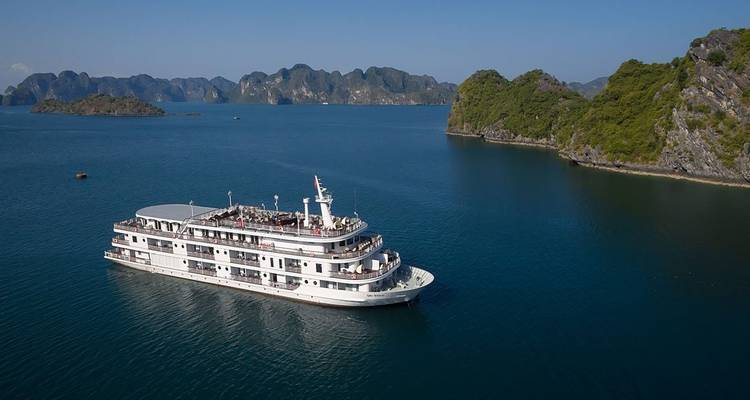Hanoi Hilton Opera- Paradise Elegance Cruises 5Days/4Nights - Legend Travel Group
