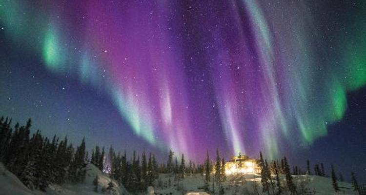 Northern Lights Eco Escape - Great Canadian Trails