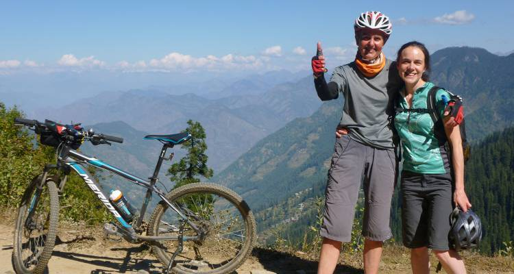 Himalayan Hill Stations Ride - 15 days - On The Go Tours