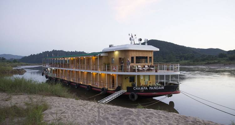 The Mekong: From Laos to China (from Luang Prabang to Jinghong) (Up to May 2019) - Pandaw Cruises