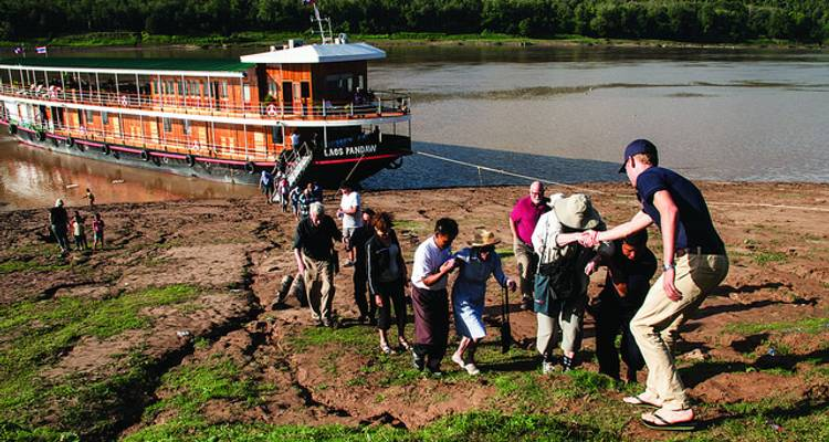The Mekong: From Laos to China (from Jinghong to Luang Prabang) - Pandaw Cruises