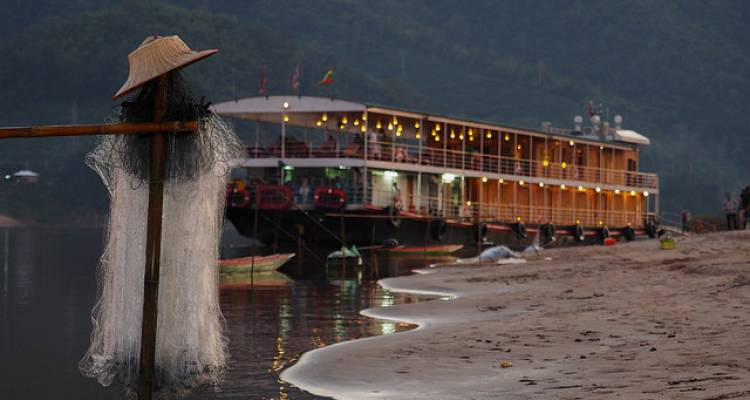The Mekong: From Laos to China - Pandaw Cruises