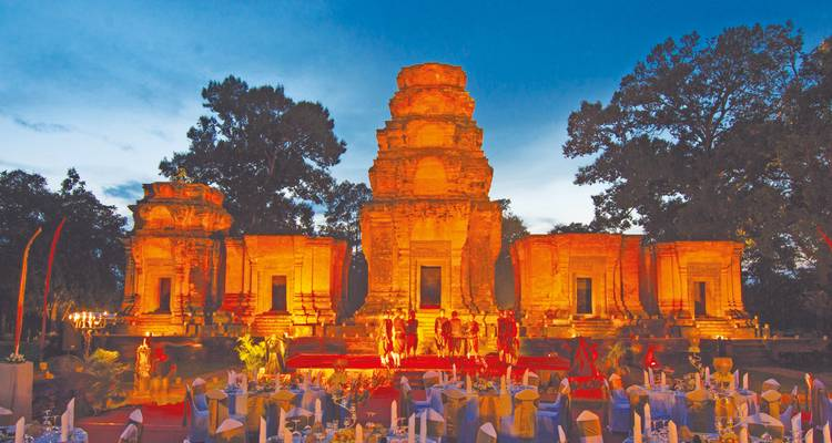 Luxury Mekong & Temple Discovery 2018/2019 (Start Ho Chi Minh City, End Siem Reap) - Scenic Luxury Cruises & Tours