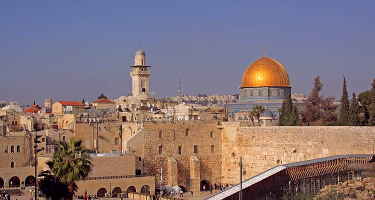 Israel: A Journey of Faith - Collette