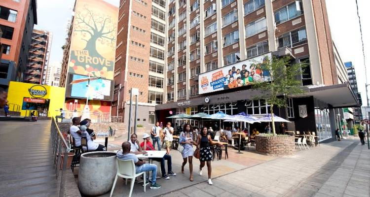 Johannesburg Welcome Package 3D/2N - Bamba Experience
