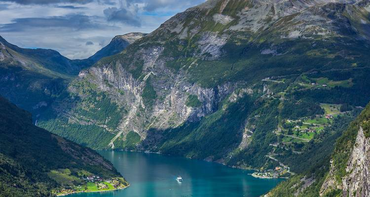 North Cape and Gems of Norway and Splendours of Europe River Cruise (from Budapest to Amsterdam) - Evergreen Tours