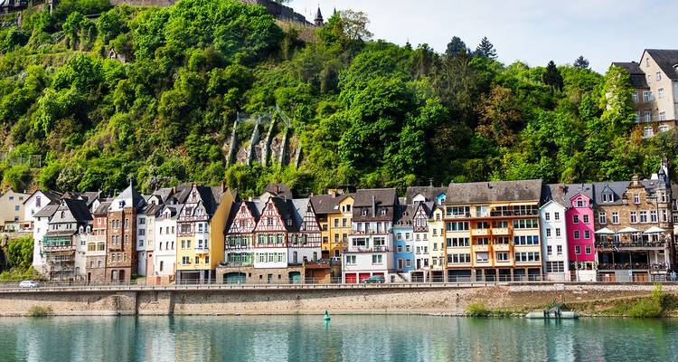 Idyllic Rhine 15 Days - Evergreen Tours