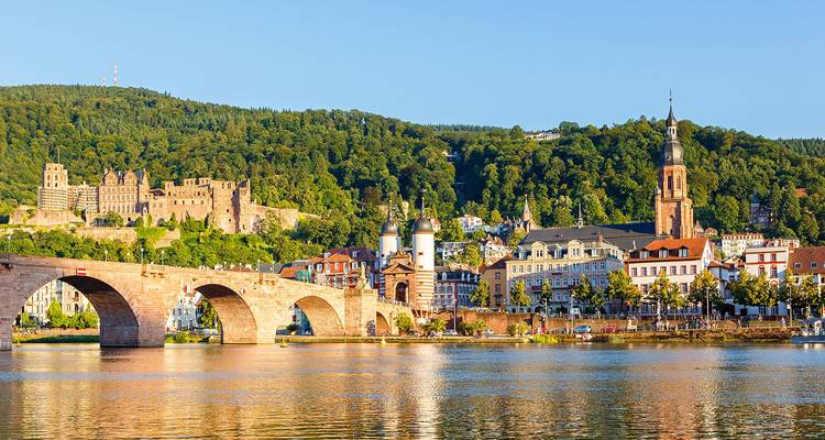 The Majestic Rhine 2018 8 Days (from Frankfurt-am-Main to Zurich) - Evergreen Tours