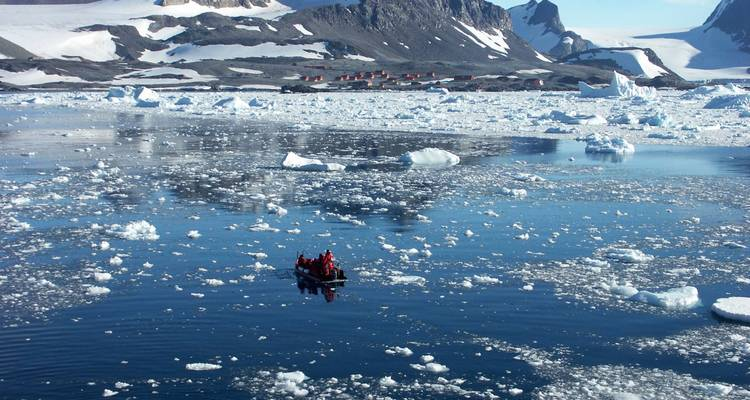 Antarctic Fly & Cruise - All Inclusive - Exodus Travels