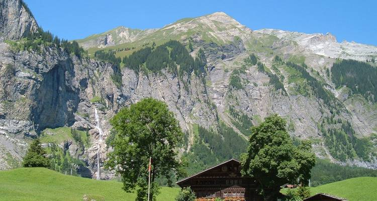 Headwater - Self-Guided Classic Swiss Alps Walk - Exodus Travels