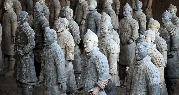 Xi'an Extension - Exodus Travels