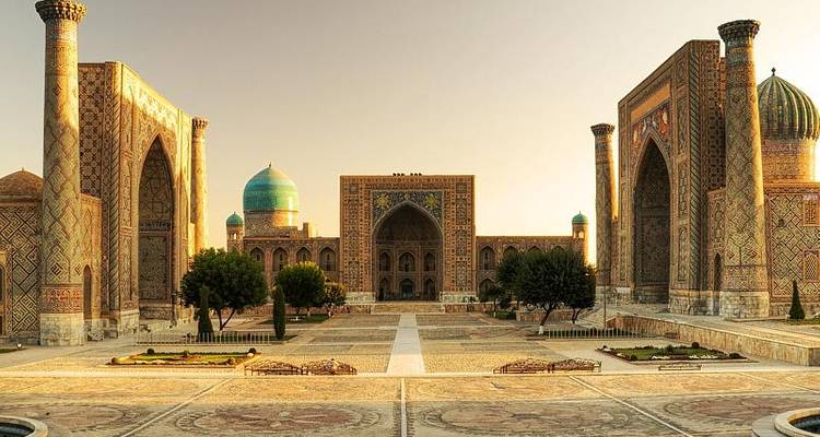 Uzbekistan Highlights - Encounters Travel