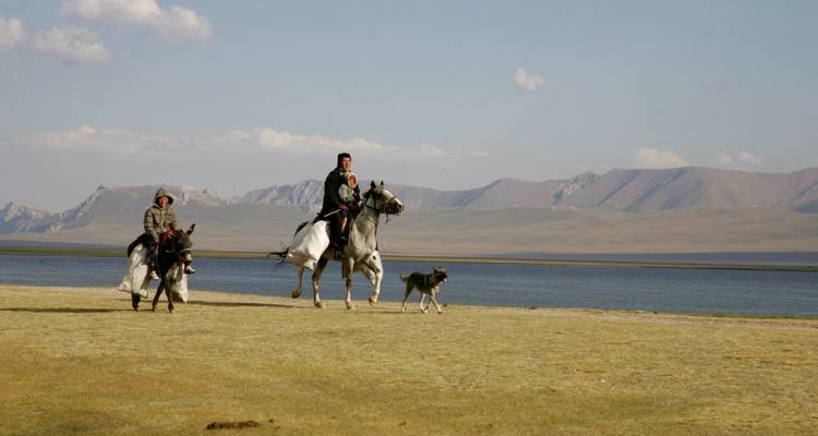 Multi-Active Kyrgyzstan & Kazakhstan Tour - Kalpak Travel
