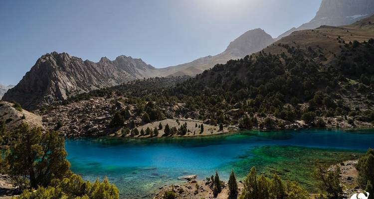Mountain Bike & Trekking Tajikistan Tour - Kalpak Travel