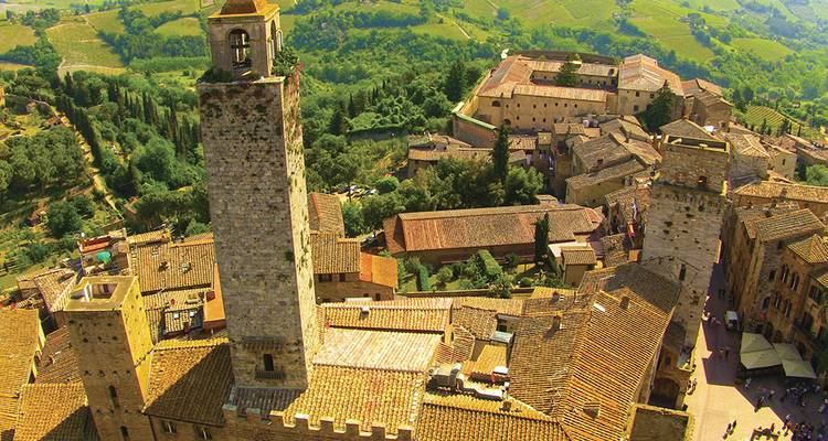 Spotlight on Tuscany - Collette