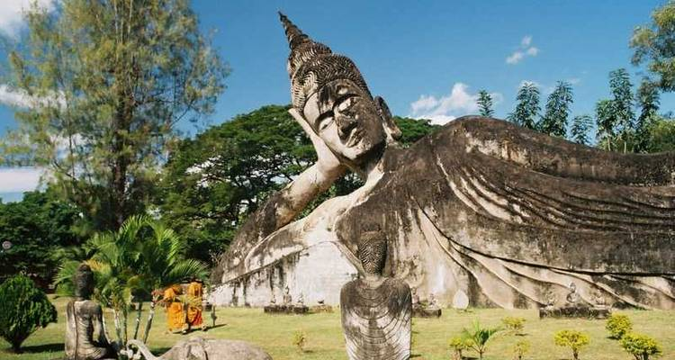 Vientiane - Luang Prabang – 4000 Islands  8 Days - Threeland Travel