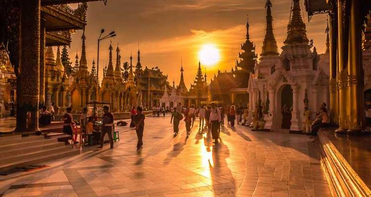 Treasures of Myanmar on the Road (8D7N) - Threeland Travel