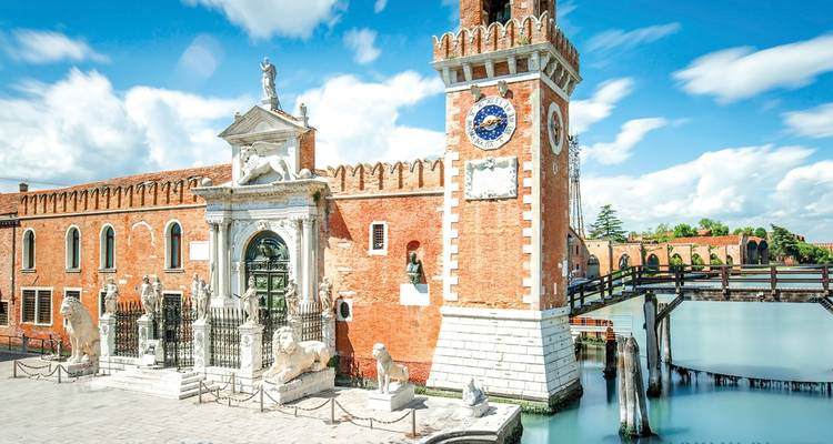 Family Club: Venice and its Lagoon (port-to-port cruise) - CroisiEurope River Cruises