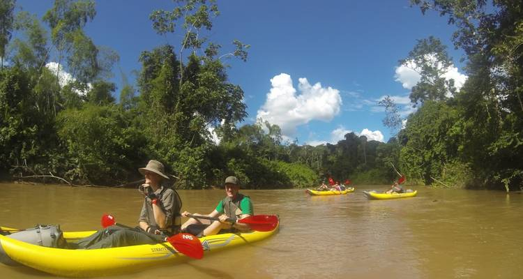 5 Day Yasuni Kayak Exploration - Shared Tour - Rebecca Adventure Travel