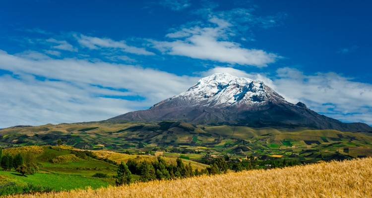 12 Day Ecuador Group Tour - Rebecca Adventure Travel
