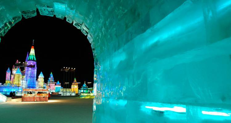 Harbin Ice Festival Express - 5 Days - On The Go Tours