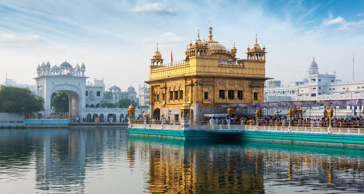 Amritsar & the Golden Triangle - 13 Days - On The Go Tours