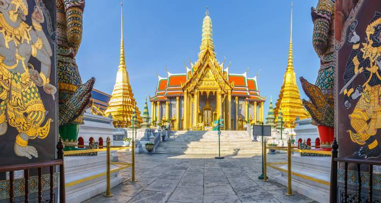 Thailand Express - 5 days - On The Go Tours