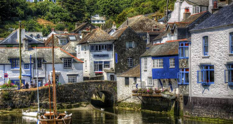 Corners of Cornwall - Back-Roads Touring