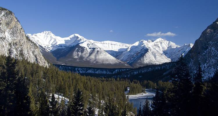 Canada's Winter Wonderland featuring the Ice Magic Festival (Edmonton, AB to Banff, AB) - Collette