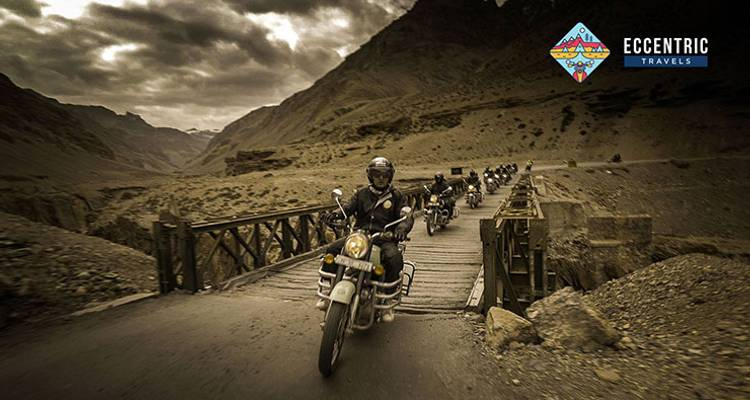 13 Day Trans Himalayan  Motorcycle Tour, India - Eccentric Travels